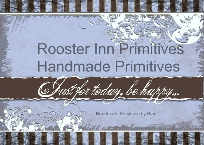 Rooster Inn Primitives selling blog