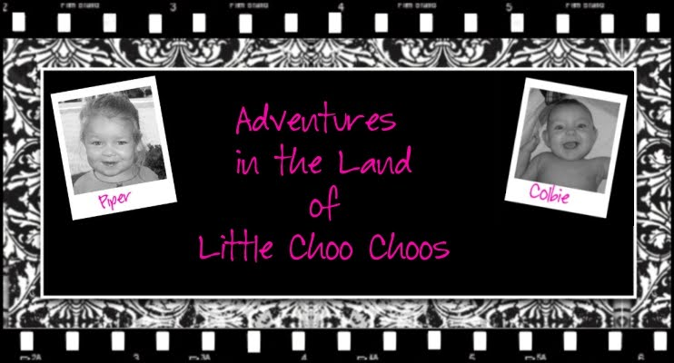 Adventures in The Land of Little Choo Choos