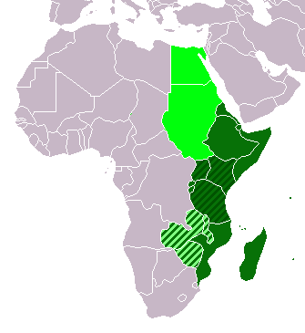 blank map of africa and asia