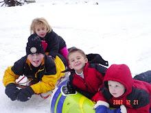 Colton, McKenzie, Carson, & Caden