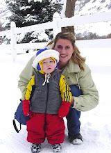 Jen and Caden (14 months)