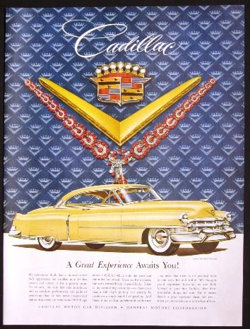 The New 1951 Cadillac