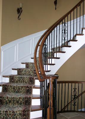 Diy Flooring Installation Stairs Spiral Carpet Installation