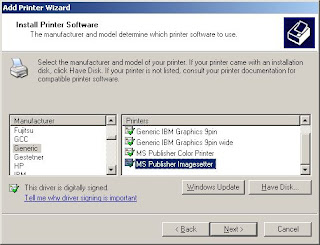 microsoft print to pdf driver windows 7