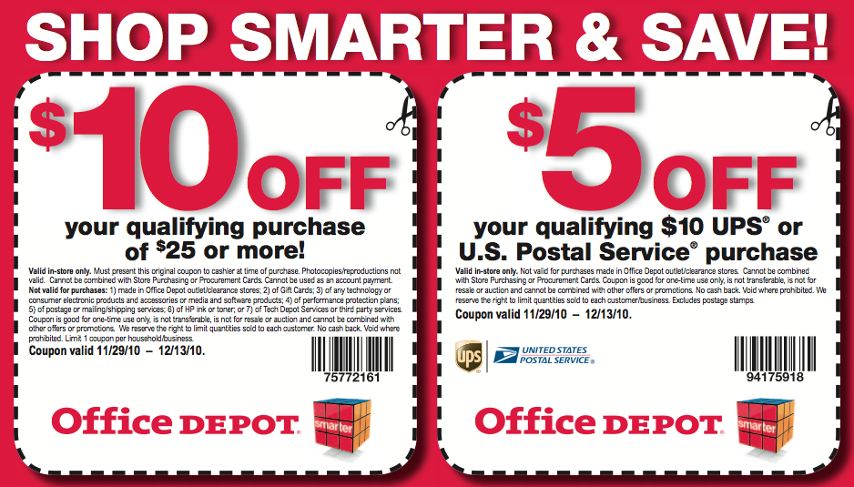 The Us Post Office Offers Coupons By I Only Know This As Went To For A Movers Guide Month Ago When Home Depot Some