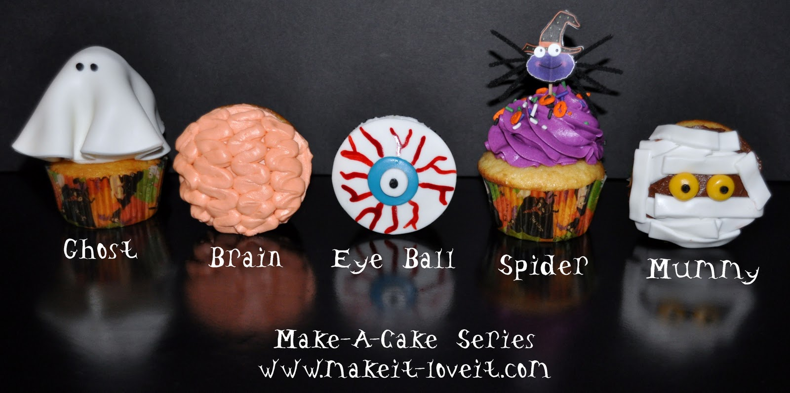 make-a-cake series: halloween cupcakes – make it and love it