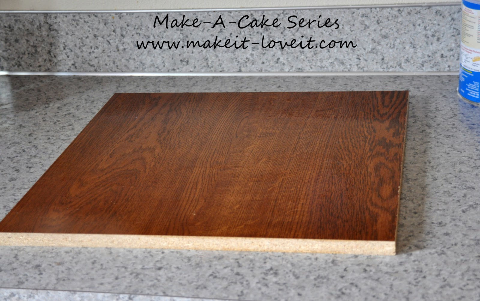 MakeaCake Series Wedding Cakes Make It And Love It - Wedding Cake Boards