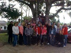 Grupo de professores de Indaial