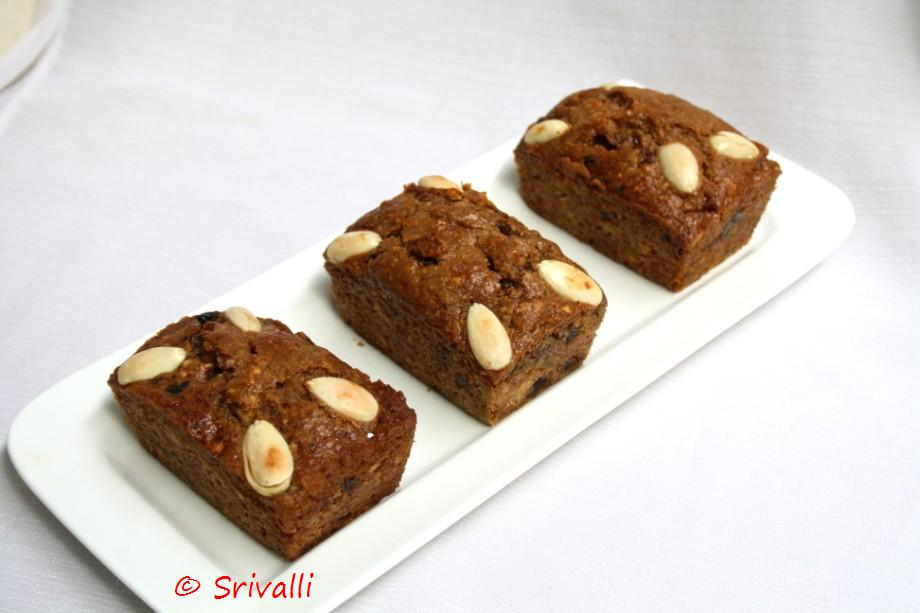 Cooking 4 all Seasons: Eggless Fruit Cake 1 Eggless ...