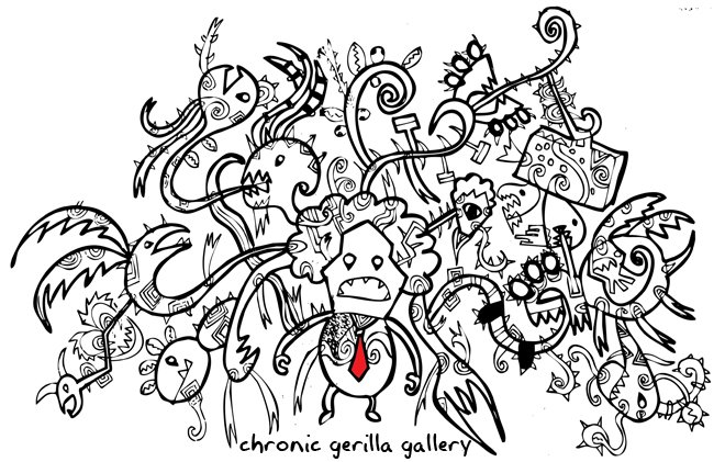 Chronic Gerilla Gallery