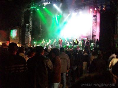baile banda pequeños musical en Irámuco, Gto 2