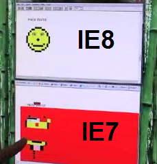 IE-Acid test