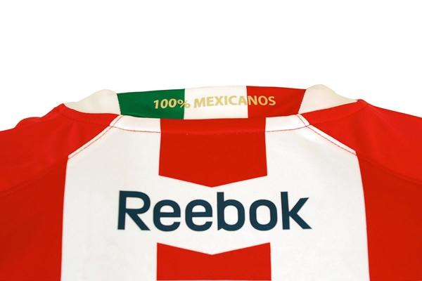 Playera de las chivas 2010-2011