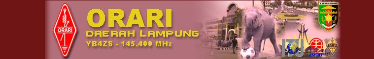 ORARI Daerah Lampung