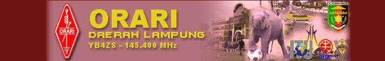 ORARI Daerah Lampung