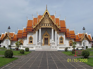 Wat Benchama Bophit, Bangkok