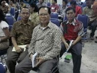 Mantan Tiga Staf Ali Wakil Ketua MPR RI AM. Fatwa