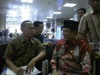 Saya (Suherman) Bersama A.M. Fatwa