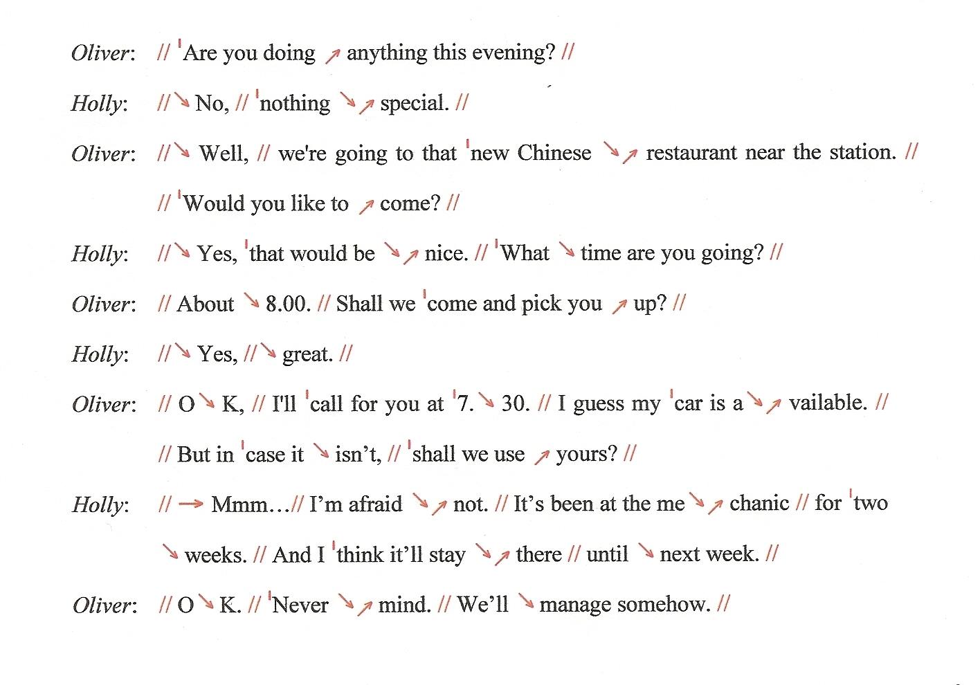 Phonetics Phonology I November 2010