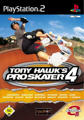 Tony Hawks Pro Skater 4 Ps2 Download Tony Hawk's: Pro Skater 4 – PS2