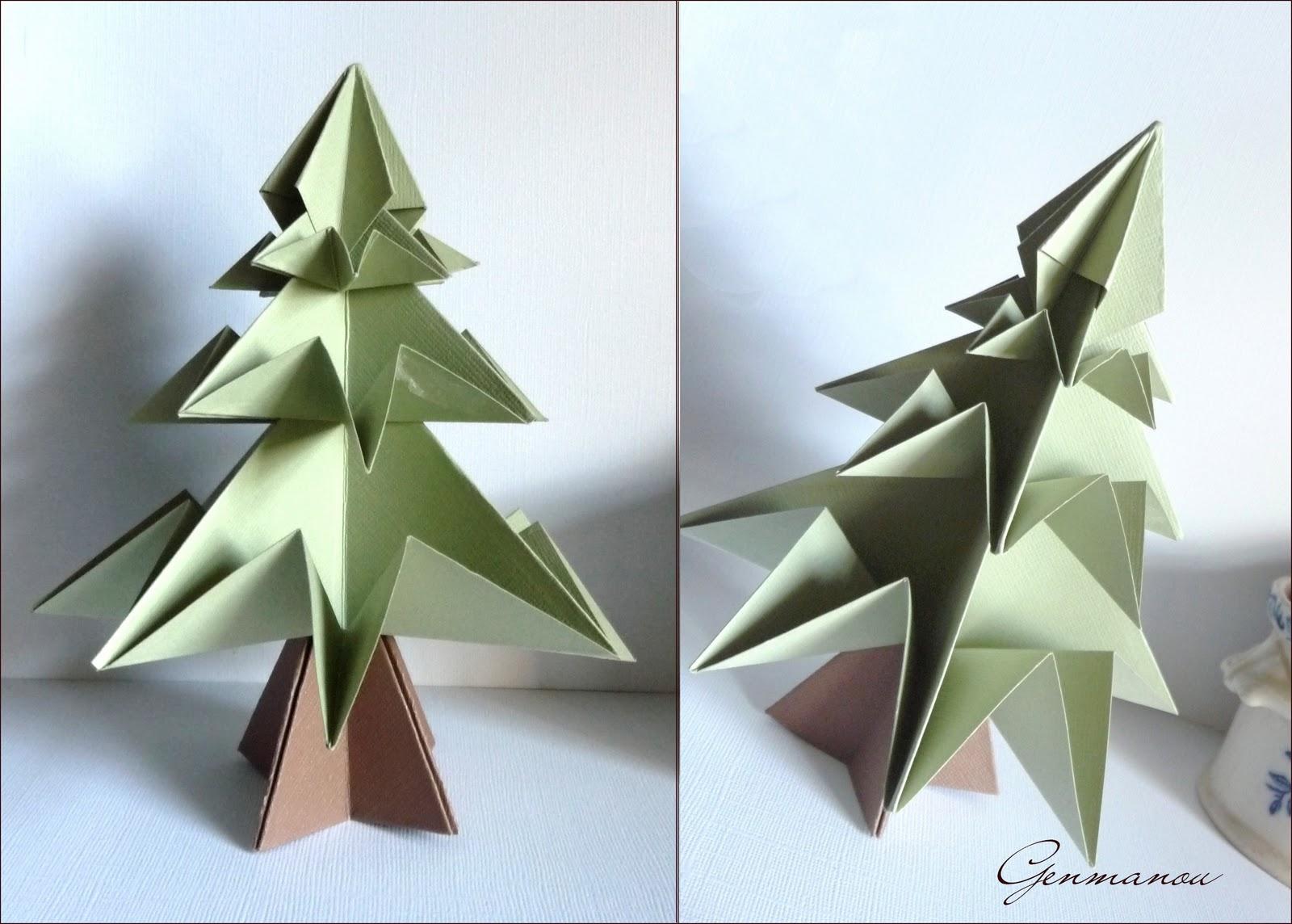 le blog de genmanou origami. Black Bedroom Furniture Sets. Home Design Ideas