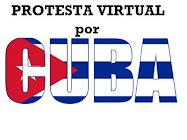 Protesta Virtual por Cuba