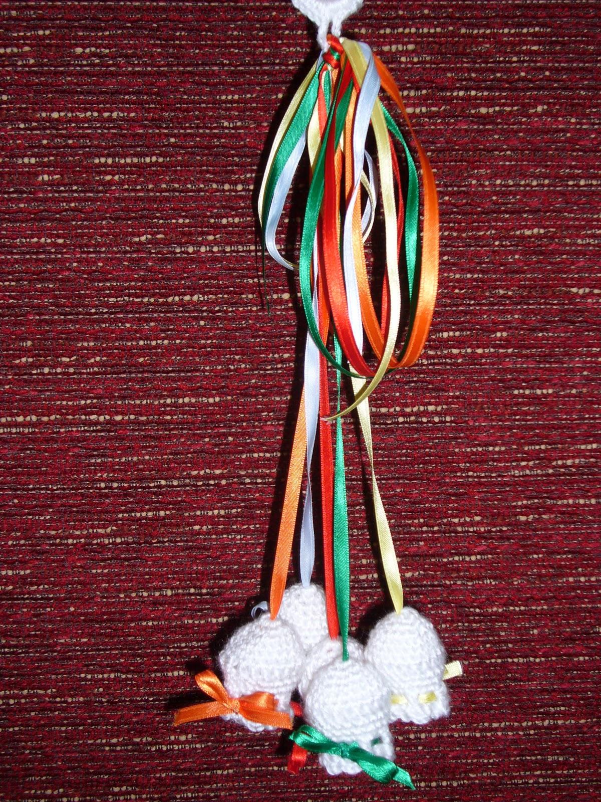 Más fácil de lo que creías: Patrón de campanitas de ganchillo
