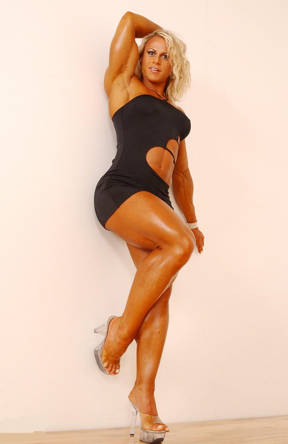 fitness women naked blog