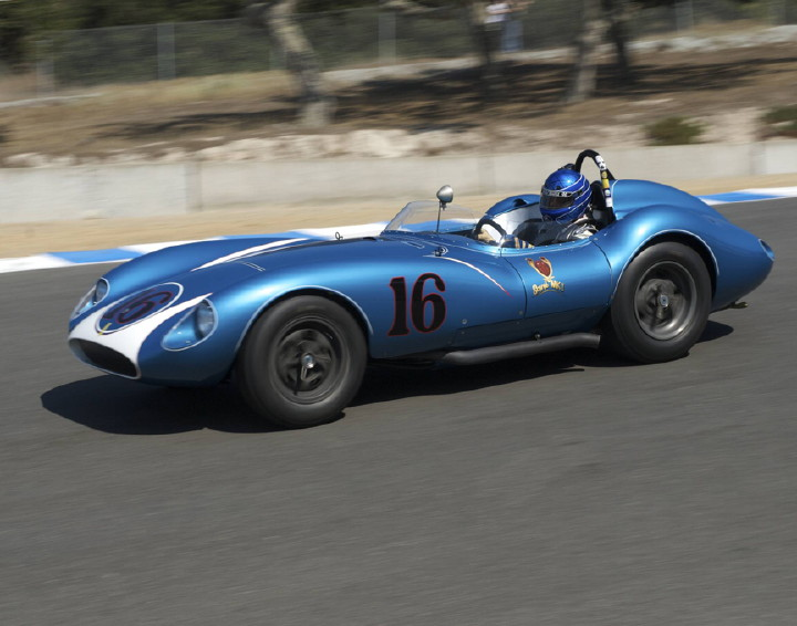 Fast Is Fast Scarab Race Cars