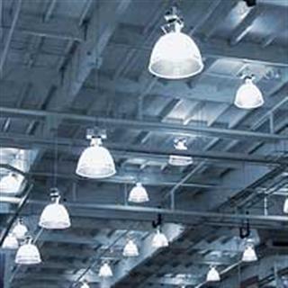 Iluminacion industrial iluminacion lamparas luces - Lamparas industriales colgantes ...