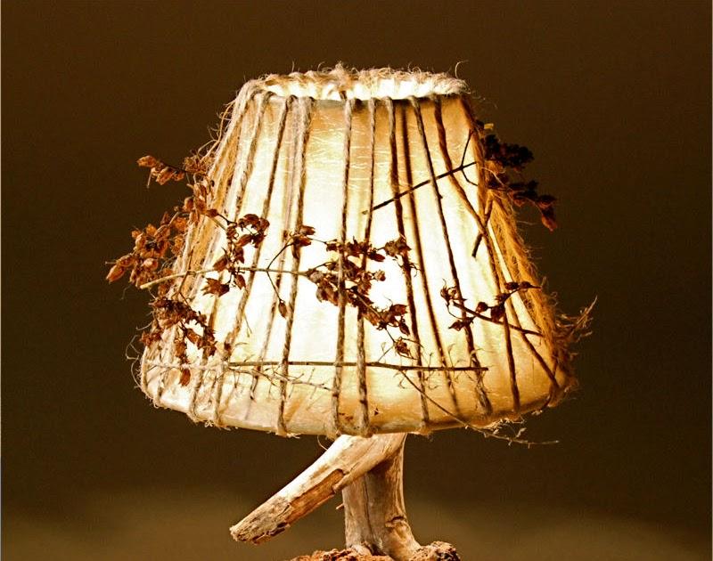 Lamparas rusticas iluminacion lamparas luces - Lamparas rusticas baratas ...