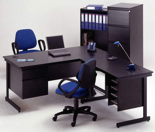 Muebles de oficina muebles modernos baratos for Muebles de oficina blancos