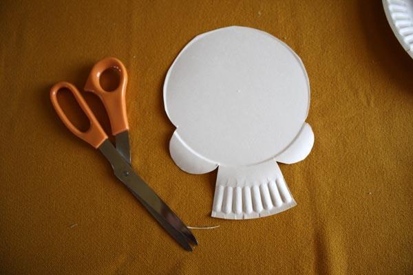 scrumdilly do make paper plate calaveras masks