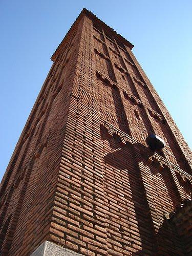 Torre de la catedral el Sagrario