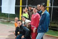 Miembros del Consejo Comunal, trabajando con la comunidad...