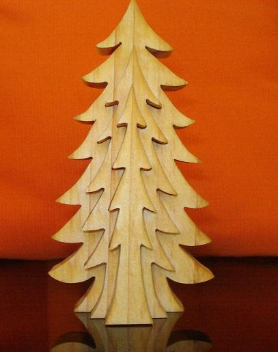 Molduras de maderas adornos de madera arbolitos de navidad en madera - Adornos navidenos de madera ...