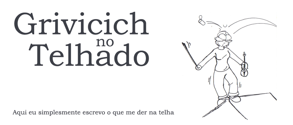 Grivicich no Telhado