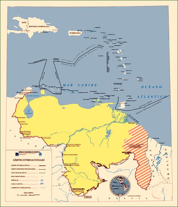 La Guayana Esequiba: Cuestionan a la Synergy Holdings Inc. empresa ...