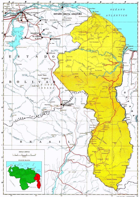 La Guayana Esequiba: mayo 2010