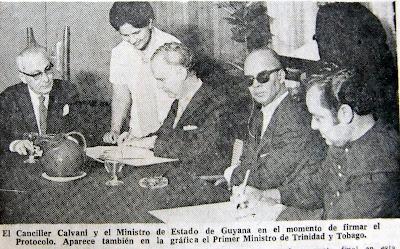 Diario Ultimas Noticias. Alto Mando se reunió ayer. Caracas: 20 de febrero de 1970, Pág.8