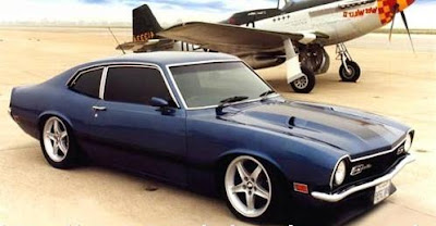 maverick carros