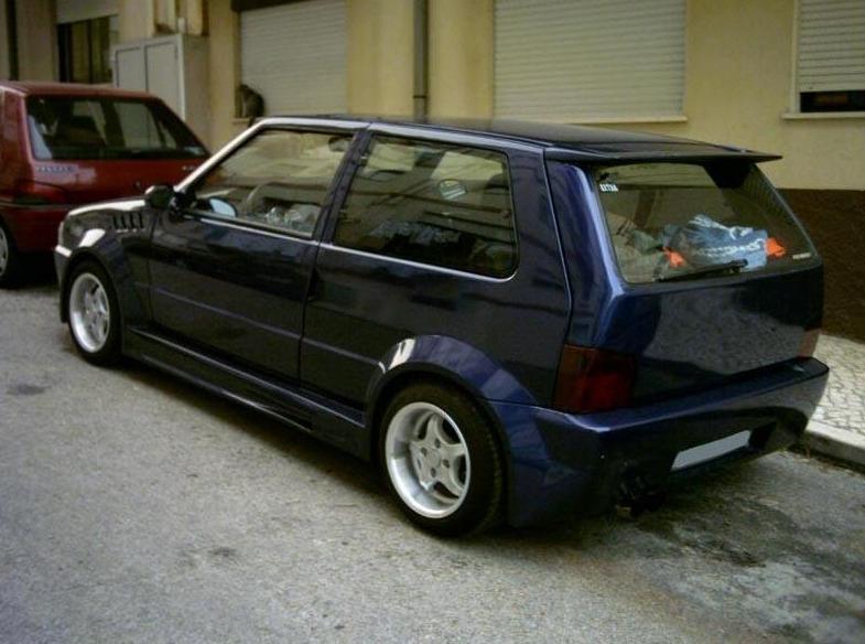 Carro Fiat Uno Mille Tunado Fotos