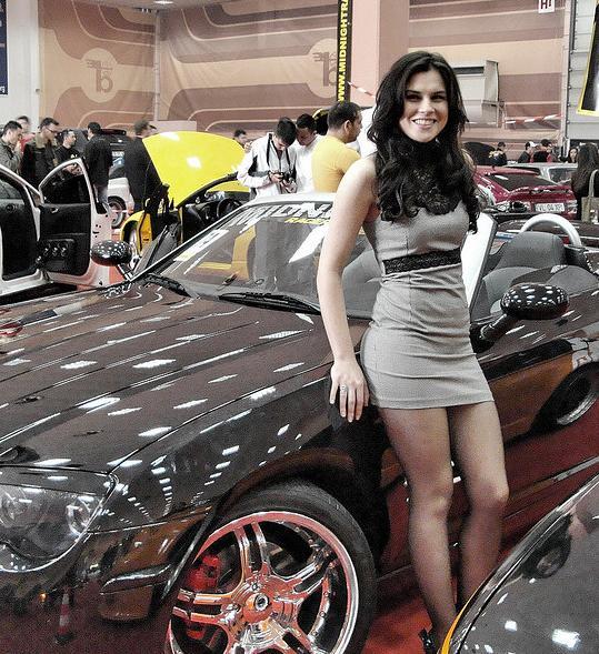 Mulheres E Carros Tunados