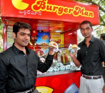 burger restaurant business plan