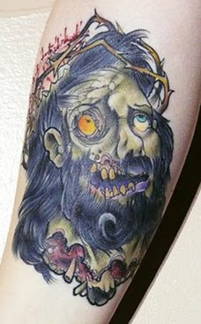 Zombie tattoos pictures