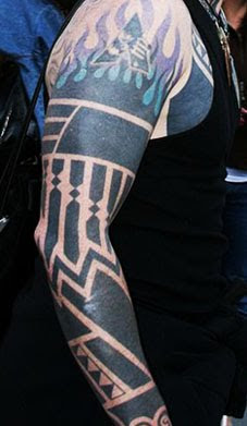 sleeve tribal tattoo designs
