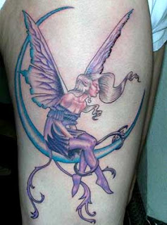Amy brown fairy tattoo designs