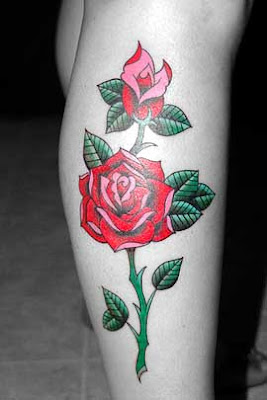 images of flower tattoo
