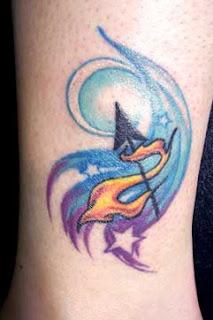 picture of sagittarius tattoo symbol