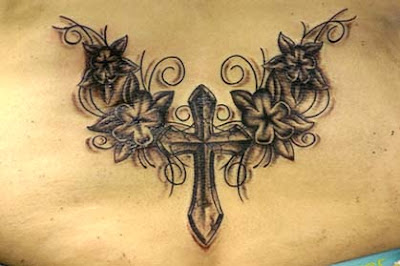 Cross Tattoo-Affiliation to God | Tattoo designs